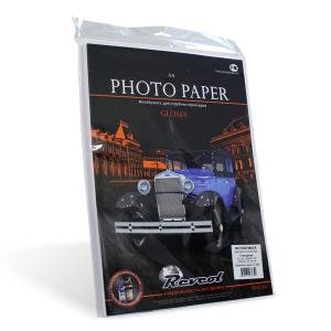 Фотобумага, глянцевая мелованная двухсторонняя, A4, 160г/м2, 50 листов